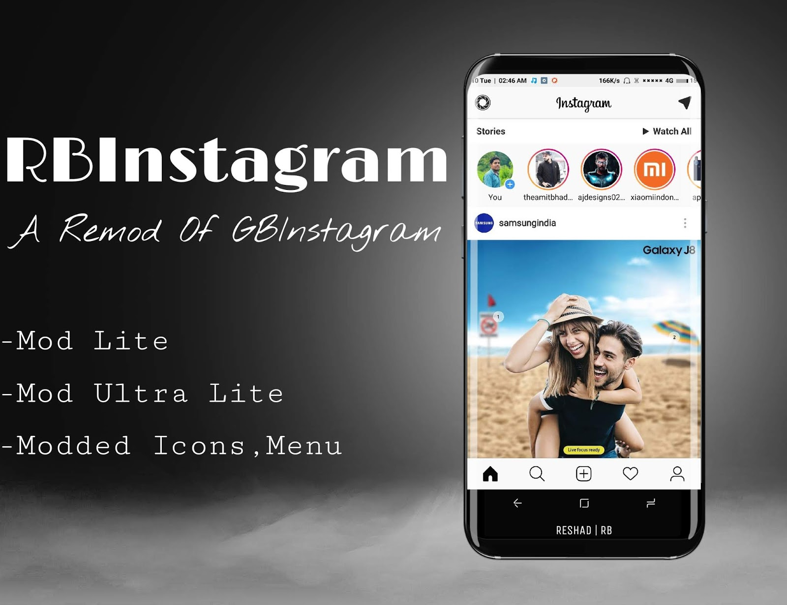 Instagram ultra mod apk
