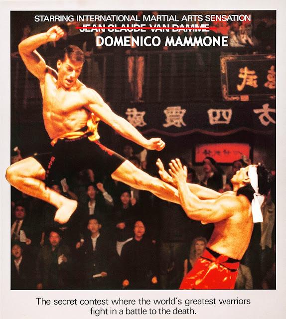 Senza esclusione di colpi Bloodsport 1988 Van Damme