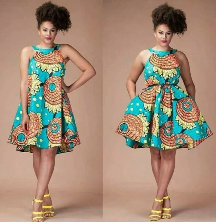 See the Trending Ankara Styles So Far this Month
