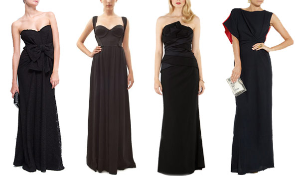 Formal Black Tie Guest Wear