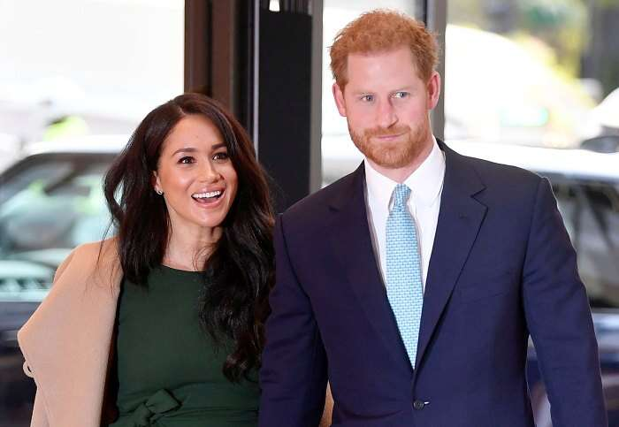Prince Harry and Megan, Duchess of Sussex, leave the royal family for good