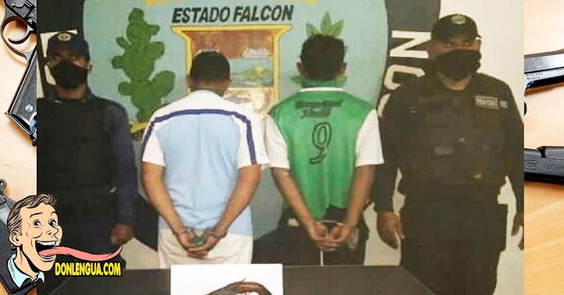 Dos detenidos por robarse una vaca en Barquisimeto