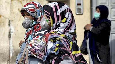 Corona Iran Case Increases, 54 Deaths