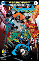DC Renascimento: Asa Noturna #11