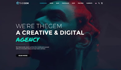 Wordpress Theme TheGem