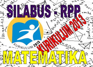 Silabus dan RPP Matematika Kurikulum 2013 kelas 4 SD