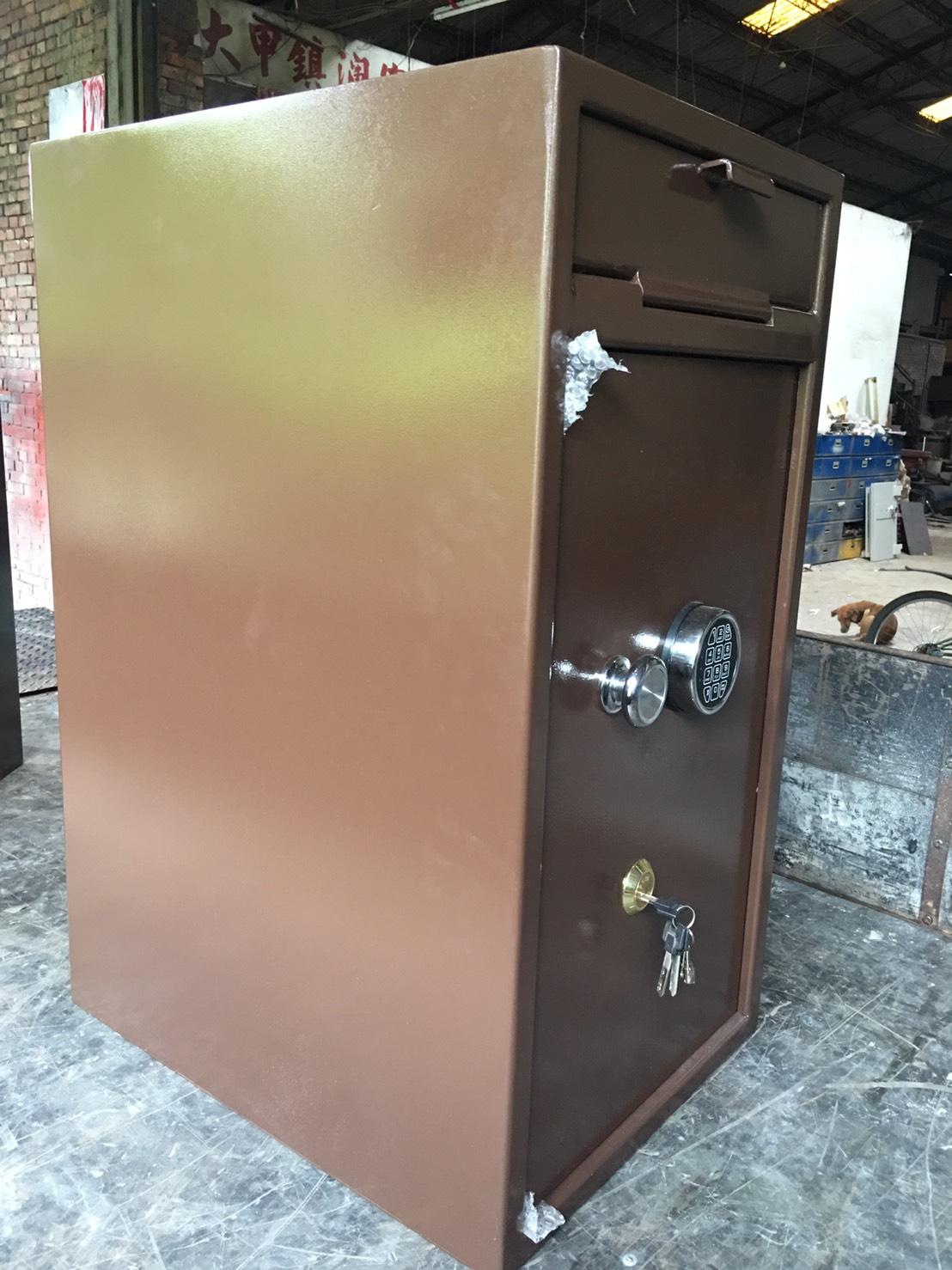 台製拉門投入式保險箱