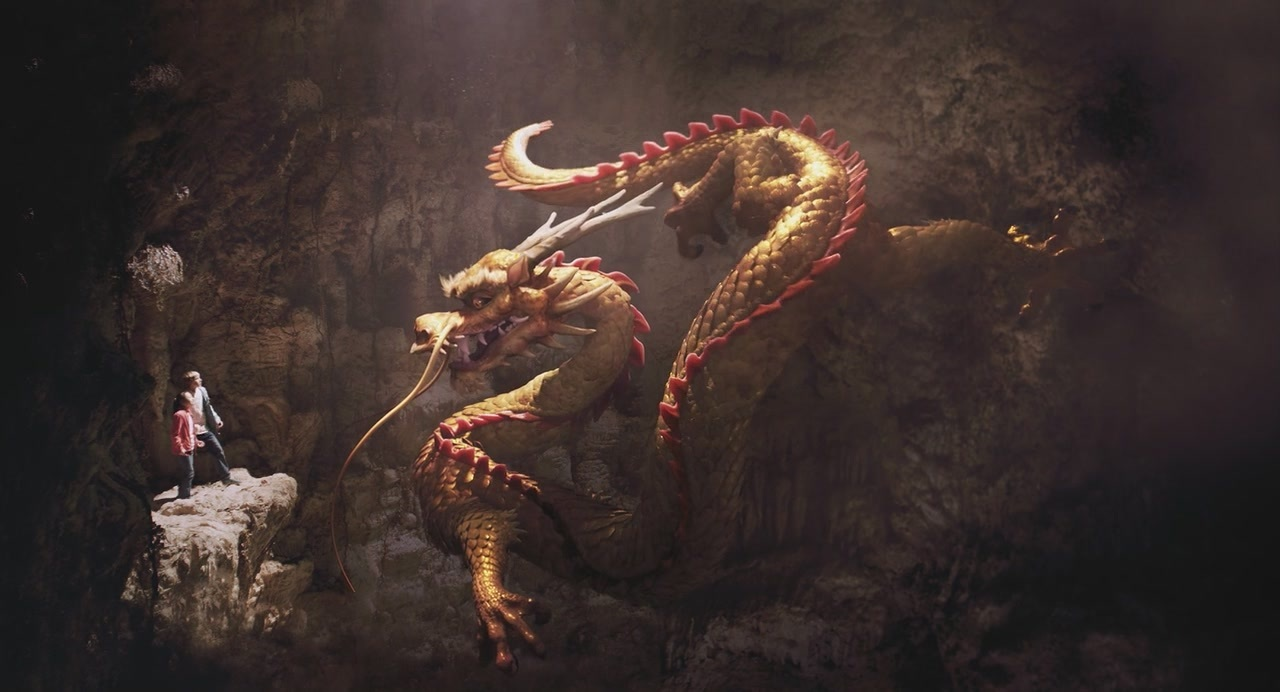 According to Buddhism, nagas or dragons exist as a separate class of beings  with their own realms and societal hierarachy. We have earth dragons, ...