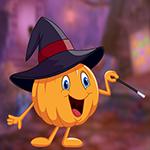Games4King -   G4K Ordinary Magician Pumpkin Escape Game