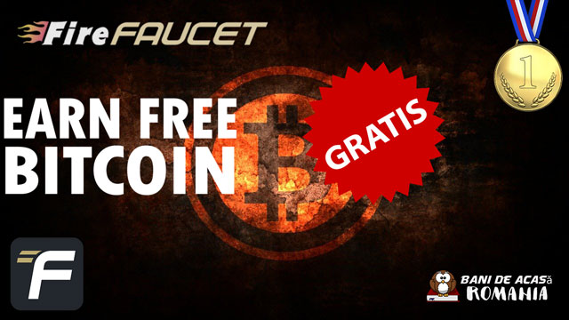 Free cryptocurrencies with FireFaucet