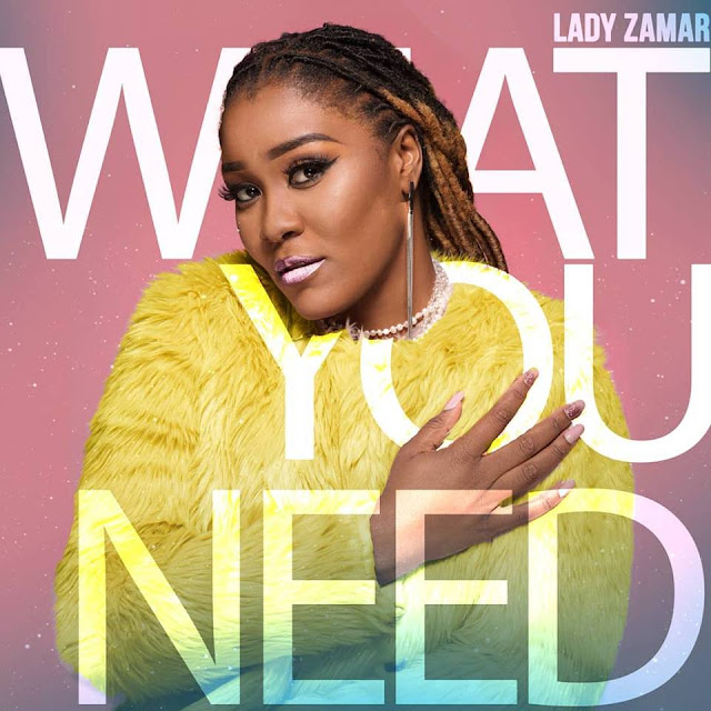 Lady Zamar - What You Need (Afro Pop)