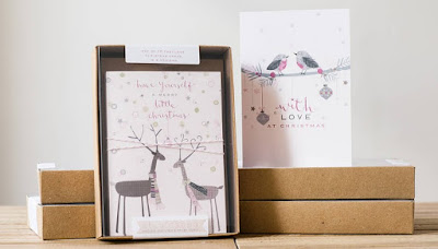 Unique Boxed Christmas Cards