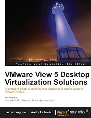 Packt Publishing VMware View 5 Desktop Virtualization Solutions (2012)