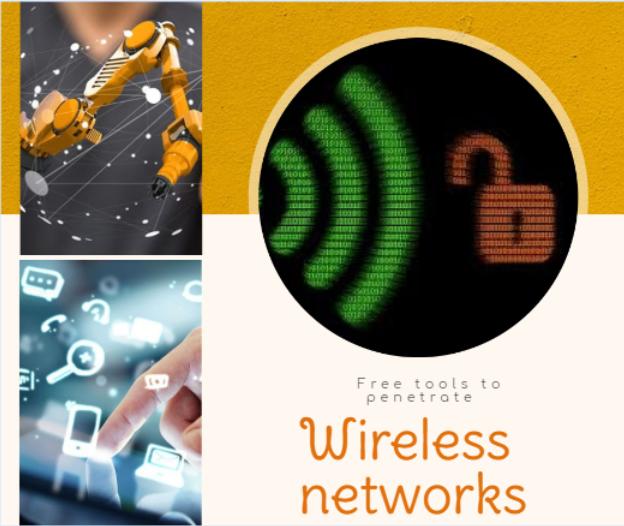 Les meilleurs outils gratuits pour pénétrer les réseaux sans fil