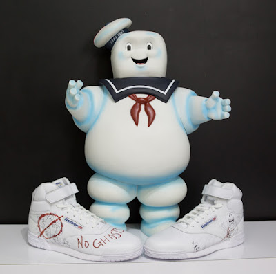 Ghostbusters & Stranger Things BAIT Reebok Sneakers