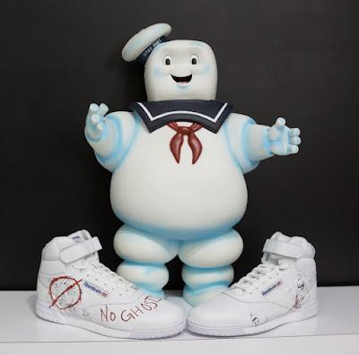 Ghostbusters & Stranger Things BAIT Reebok Sneakers
