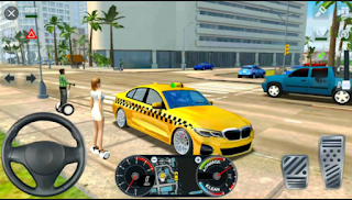 Taxi Sim 2020 Mod APK Unlimited Game lậu free full all