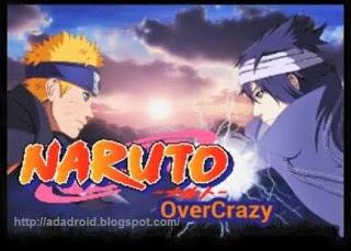 Naruto Senki OverCrazy v1 Mod Unlimited Coin Apk by Riicky Terbaru