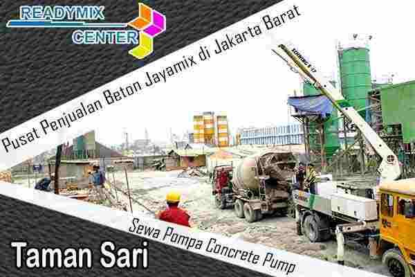 jayamix taman sari, cor beton jayamix taman sari, beton jayamix taman sari, harga jayamix taman sari, jual jayamix taman sari