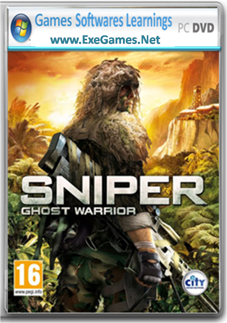 Sniper Ghost Warrior Free Download PC Game Full Version ...