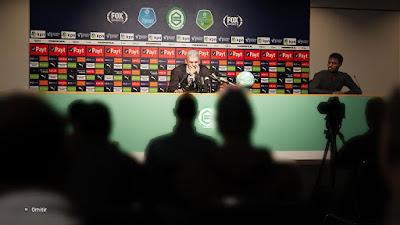 PES 2020 Press Room FC Gronigen by Ivankr Pulquero