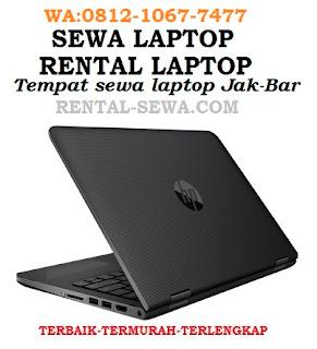 Tempat sewa laptop Jakarta Barat