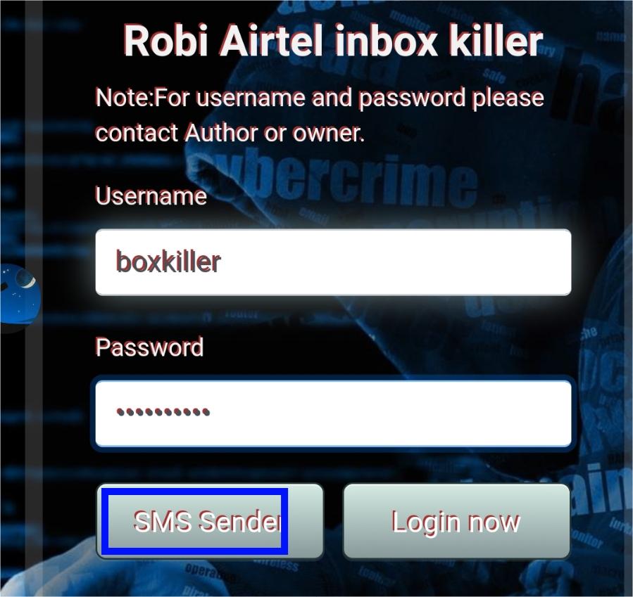 [SMS BOMBER] যেকোনো মোবাইল নাম্বারে মেসেজের বন্যা করে দিন - Inboxkiller