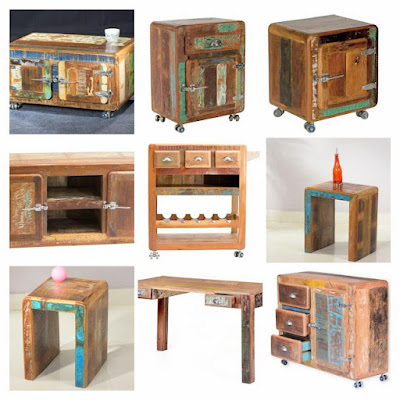 Recycled freeze design furniture imageg