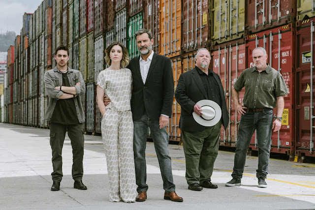 Auga Seca serie hispano-portuguesa