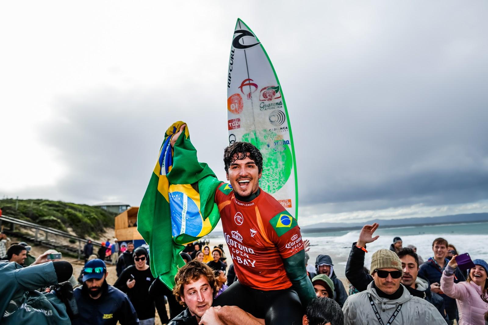 Gabriel Medina vs Italo Ferreira - FINAL - Corona Open J-Bay 2019