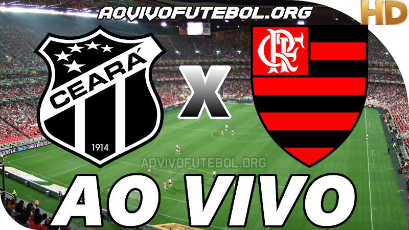 Assistir Ceará vs Flamengo Ao Vivo HD