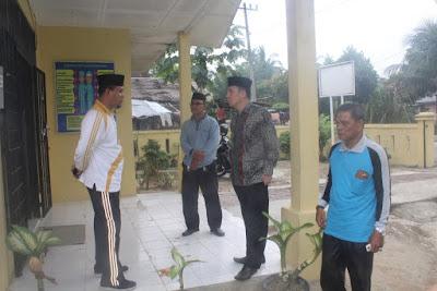 Kemenag Tanjungbalai Sidak KUA Kecamatan Datuk Bandar