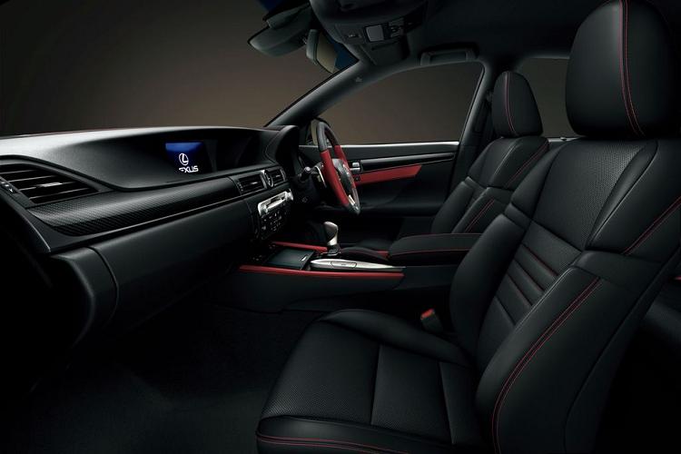 Lexus GS Eternal Touring mới khoảng 1,5 tỷ đồng có gì hot?