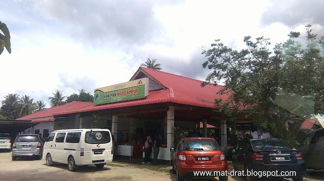 Kak Yan Nasi Campur Tempat Makan Best di Langkawi
