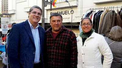Paulo Marques Feira da praça Otávio Rocha