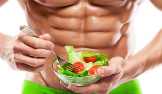Menu rendah lemak pembesar otot