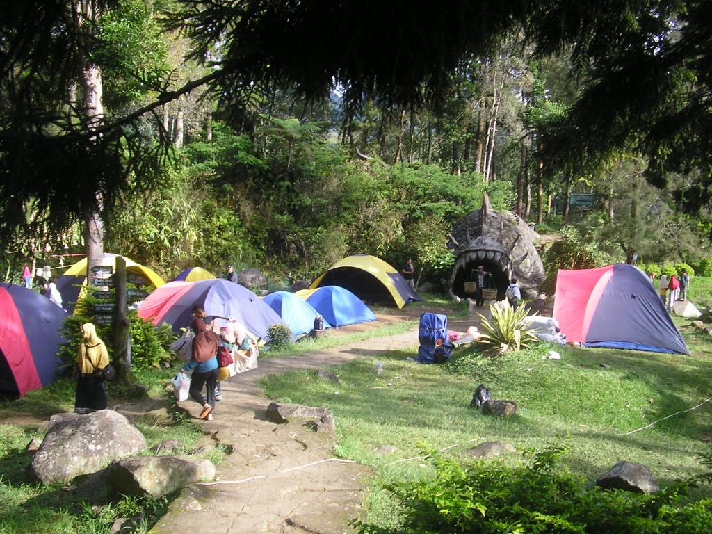 44 Camping Ground yang dekat dari Jakarta [UPDATE TERUS