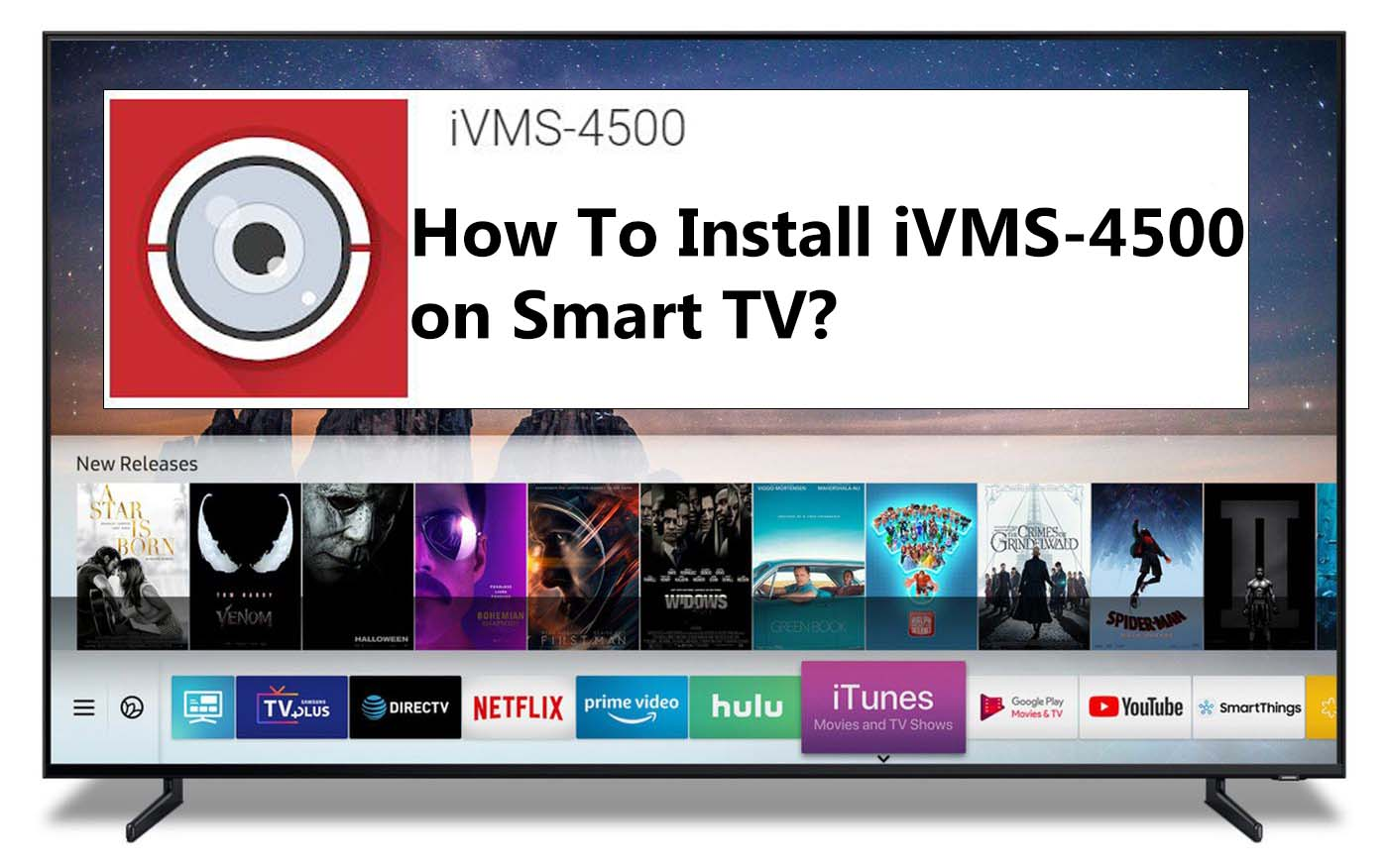 How To Install iVMS-4500 on Smart TV