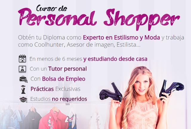 curso moda personal shopper