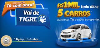 Promoção Tigre 2017 Tá Com Obra Vai de Tigre