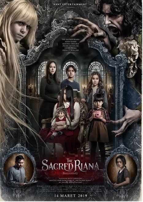The Sacred Riana: Beginning (2019)