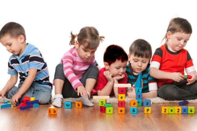 Bukan Hanya Belajar, Anak-anak Juga Wajib Bermain