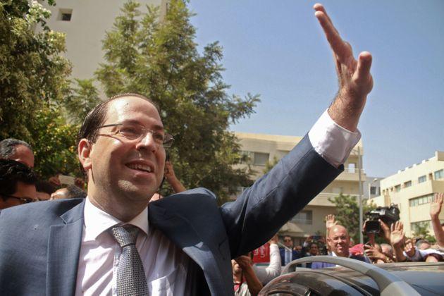 Le chef du gouvernement et candidat à l'élection présidentielle Youssef Chahed renonce à sa nationalité française