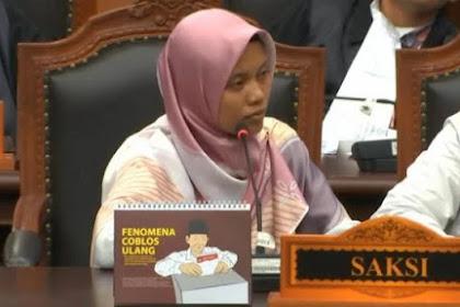 Ungkap Kejanggalan di TPS, Saksi Prabowo Diancam akan Dibunuh