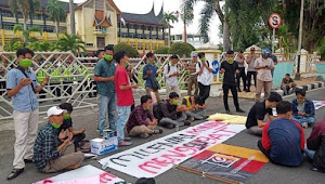 PMM Dan Garda NKRI Sumbar Ancam Demo Besar Jika  Puan Maharani Tidak Minta Maaf Ke Rakyat Sumatera Barat