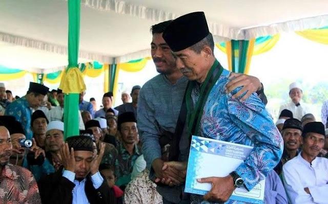 Inilah Sosok Pak Masrukhin, Sersan Mayor (Purn) Yang Menjadi Hafidz Qur'an Di Usia 60 Tahun