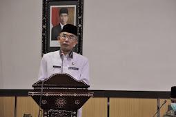 Pemkot Mataram Lepas Kafilah STQ XXVI Tingkat Provinsi NTB