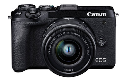 Canon EOS M6 Mark II Mirrorless Official Sample Images