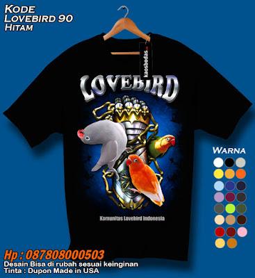 Kaos Lovebird 90