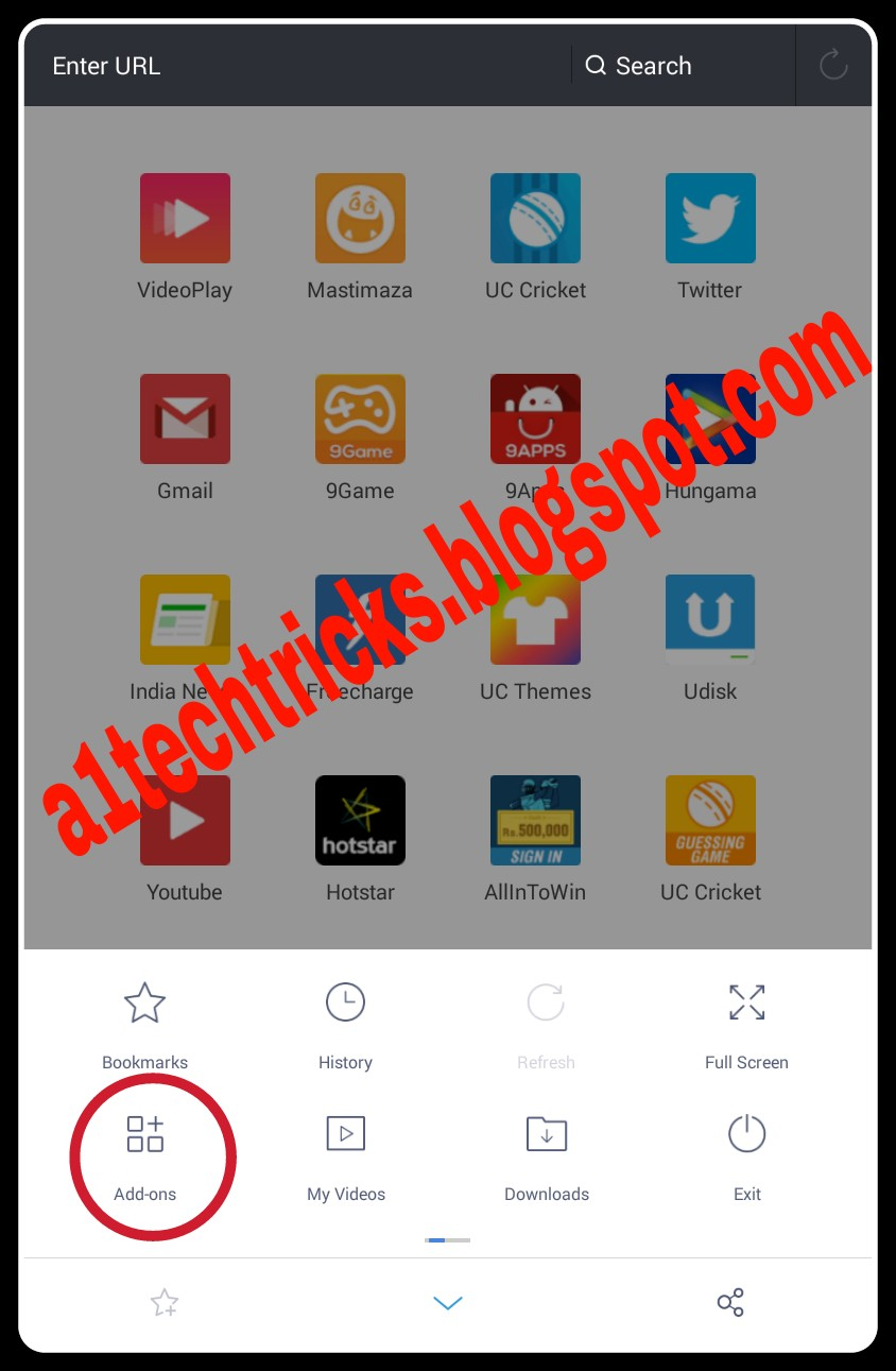 Add On Video Downloader Uc Browser Android